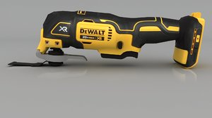 dewalt 20v xr oscillating 3D model