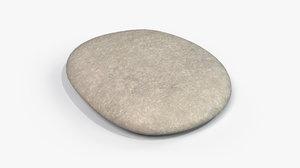 3D gravel 004 4k