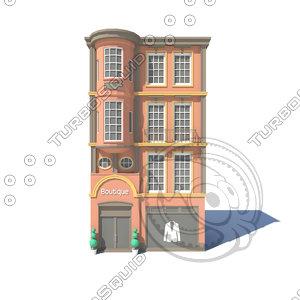 boutique 02 model