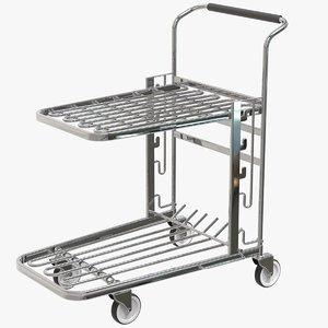 push cart 3D