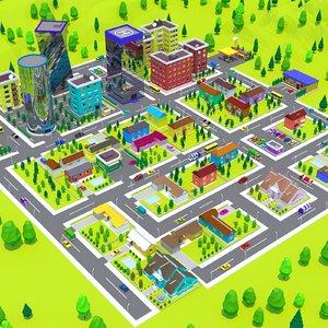 city toy model