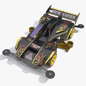 3D cars bergkaiser