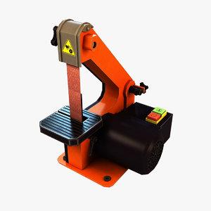 3D machine grinder