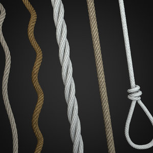3D ropes cords