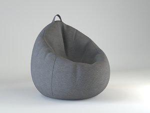 cocoon bean bag model