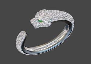 3D bracelet jewelry