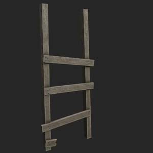 old ladder model