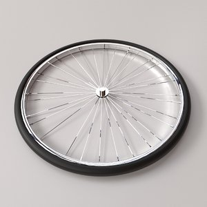 3D bicycle tyre cycles