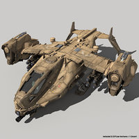 3D heavy military