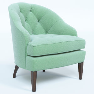 3D mabel chair