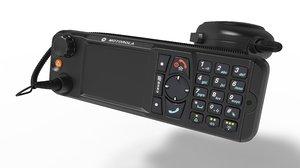 3D radio mtm5400