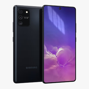 samsung galaxy s10 lite 3D model