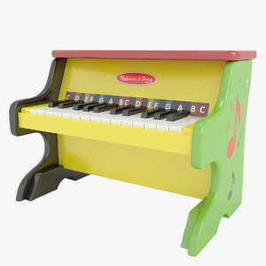 play piano 3D