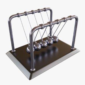 s ball 3D model