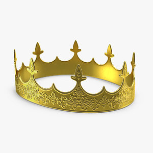 golden crown king model