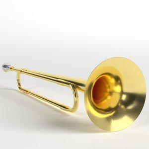 school band toy trumpet model