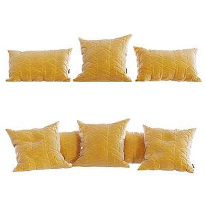 3D pillows model