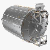 Space Module Science Laboratory