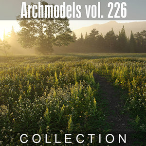 3D archmodels vol 226 model