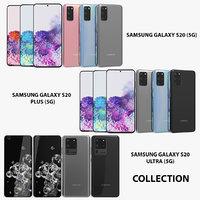 Samsung Galaxy S20 Family Collection