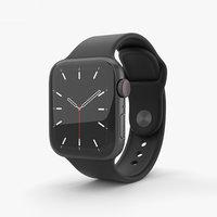 3D model apple watch series