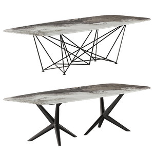cattelan italia table 3D