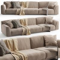 3D paris seoul sofa