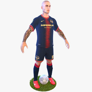 soccer player 4k 2020 model