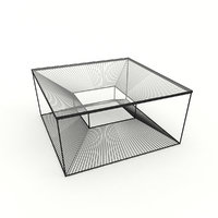 coffee table dimension Kare