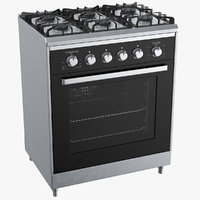 real oven 3D