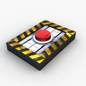 launch button model