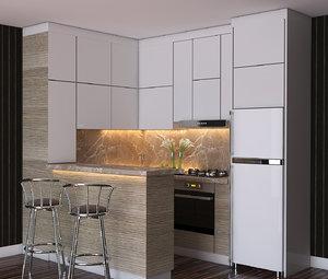 furniture interior design elmar 3D model