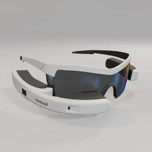 3D glasses vr