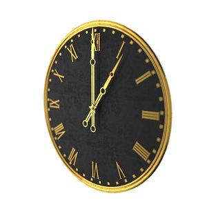 big clock 3D