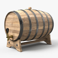 Whiskey Barrel Walnut B