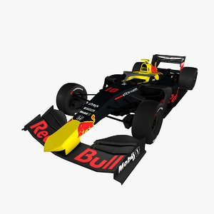 superformula 2019 3D