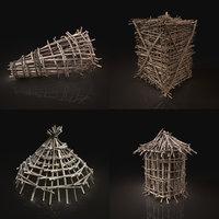 gen aaa improvised survival 3D