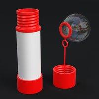 Soap bubbles kit