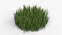 Grass Cluster 001 - PBR