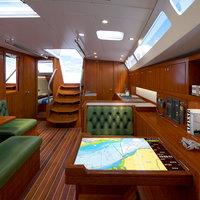 Yacht Oceanis 48