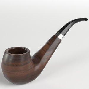 tobacco pipe 3D model