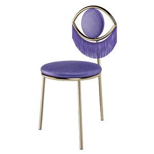 3D wink chair