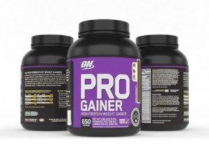3D protein powder