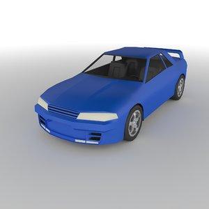 polycar n27 cars 3D