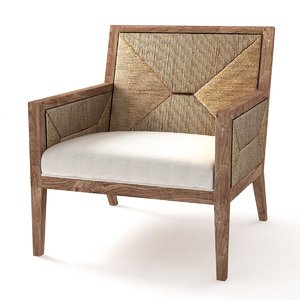chair restoration hardware milos model