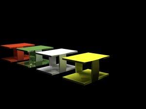 z-legs Table