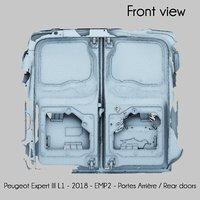 3D peugeot expert iii l1