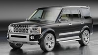 custom land rover discovery 3D