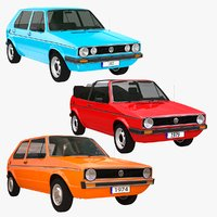 VW Golf I Collection