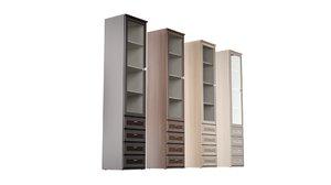 3D cabinet olivia model